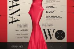 """""""Śpiewnik Pana W."""" – premiera 6 kwietnia 2013 r. Koncept plakatu i fotografia: Paweł Fabjański; projekt graficzny: Krzysztof Domaradzki"""