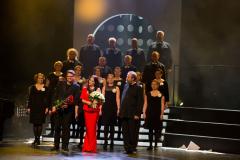 Dla nas to wspaniała przygoda, a jak słychać z widowni – dla widzów równie wspaniałe przeżycie. Fot. Teatr Syrena