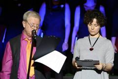 …i prowadzący koncert Monika i Grzegorz Wasowscy. Fot. z archiwum Moniki i Grzegorza Wasowskich