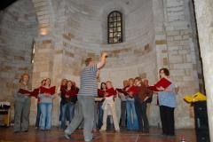 Intensywna próba przed ważnym koncertem. Foto: Katarzyna Chojnowska