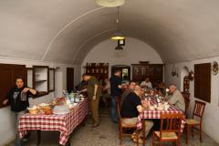 Bardzo tam było miło mieszkać, jadać,... Foto: Piotr Maculewicz