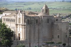 W Materze śpiewaliśmy w jednym z nowszych kościołów - zaledwie XVI-wiecznym Sant'Agostino. Foto: Piotr Maculewicz