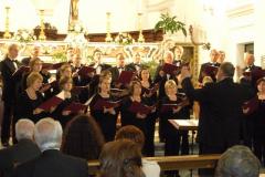 Koncert w Materze. Foto: Polifonica Materana
