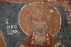 Św. Mikołaj, patron kościoła i całej Apulii. Foto: Maria Boratyńska