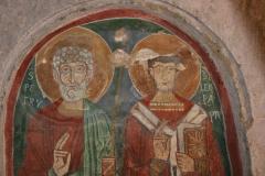 Św. Piotr i św. Leon Papież. Foto: Maria Boratyńska