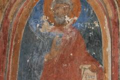 Jeszcze raz św. Piotr. Foto: Maria Boratyńska