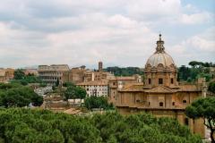 Rzym - wieczne miasto,... Foto: Piotr Bocian