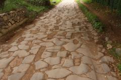 ...dokąd wszystkie prowadzą drogi (na zdjęciu Via Appia Antica). Foto: Piotr Maculewicz