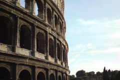Koloseum. Foto: Mikołaj Wojtal