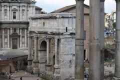 Forum Romanum. Foto: Jerzy Ratajczak