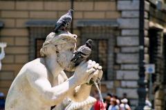 Piazza Navona. Foto: Piotr Bocian