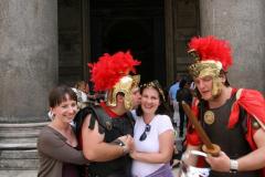 Ale głupi ci Rzymianie... Foto: Piotr Boratyński