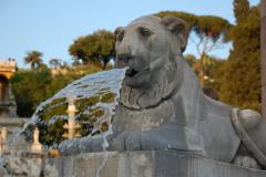 Piazza del Popolo. Foto: Andrzej Borzym