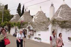 ...to wielka atrakcja turystyczna, prawdziwy symbol Apulii. Foto: Mikołaj Wojtal
