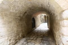 Na szlak romańskich katedr Apulii wkroczyliśmy w Trani, sporym nadmorskim mieście, pełnym tajemniczych zaułków. Foto:  Piotr Maculewicz