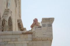 Kogo można sfotografować przed katedrą? Foto: Iwona Januszkiewicz-Rębowska