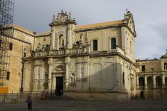 Lecce to barokowa enklawa w romańskiej głownie Apulii, stolica regionu Salento, czyli samego czubka włoskiego obcasa. Foto: Piotr Maculewicz
