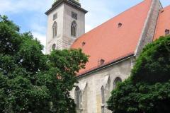 Od katedry… Foto: Iwona Januszkiewicz-Rębowska