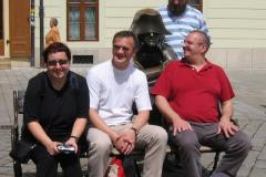 Ciekawych znajomych… Foto: Iwona Januszkiewicz-Rębowska