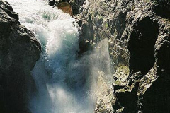 Chile 2001 -  Saltos del Laja