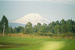 Chile 2001 -  Wulkany