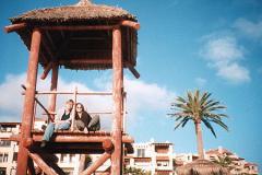 Chile 2001 -  Las Tacas