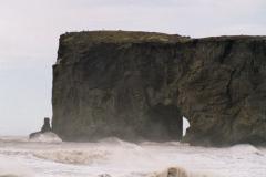 ...z charakterystycznym łukiem skalnym. Foto: Piotr Bocian