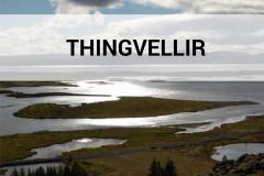 Islandia 2007 - Thingvellir