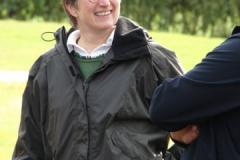 Ragnhildur Thórarinsdóttir - nasza islandzka dobrodziejka, bez pomocy której nigdy byśmy na Islandię nie dojechali. Foto: Piotr Maculewicz