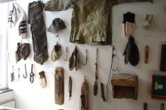 ...i ich proste rybackie narzędzia... Foto: Piotr Maculewicz