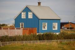 Typowe małomiasteczkowe domy. Foto: Anna Potapowicz