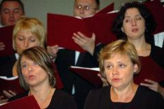 Koncert w Skálholt. Foto: Anna Potapowicz