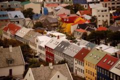 Kolorowe miasto dla lalek. Foto: Anna Potapowicz