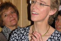 Jóhanna Margrét Thorlacius - druga sprawczyni zamieszania. Foto: Piotr Gawroński