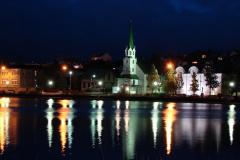 Wieczorem... Foto: Piotr Maculewicz