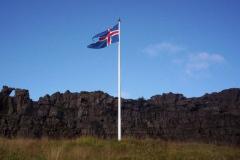 Thingvellir - narodowy pomnik historii Islandii, miejsce zebrań ludności wyspy i obrad islandzkiego parlamentu już od 930 r. Foto: Anna Dudkowska