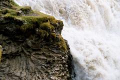 Wokół - wachlarze wulkanicznych skał. Foto: Piotr Bocian