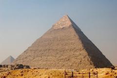 ... piramid - tych większych... Foto: Anna Potapowicz