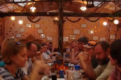 Typowej egipskiej kuchni spróbowaliśmy w restauracji Falfala. Foto: Piotr Maculewicz