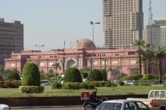 Muzeum Egipskie w Kairze - miejsce naszego koncertu. Foto: Piotr Maculewicz