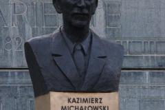 Popiersie prof. Michałowskiego, ojca-założyciela polskiej archeologii śródziemnomorskiej. Foto: Piotr Maculewicz