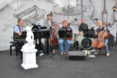 Mała, lecz zacna orkiestra w całej okazałości. Foto: Piotr Węgiełek