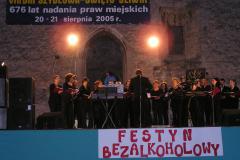 Andrzej Borzym, który nie lęka się żadnych okoliczności; Fot. Ancja Łabuszewska