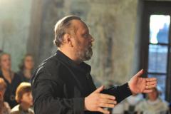 Andrzej Borzym ulizany; Fot. Ohrid Choir Festival
