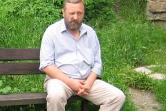 Andrzej Borzym sceptycznie nastawiony; Fot. Iwona Januszkiewicz-Rębowska