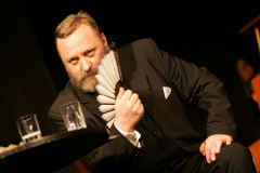 Andrzej Borzym, któremu zawsze jest gorąco; Fot. Archiwum COLLEGIUM MUSICUM UW