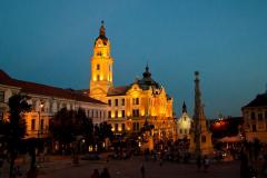 …wynagrodził nam wieczór gwarnym mieście – 20 sierpnia to Dzień św. Stefana, święto narodowe Węgier. Fot. Artur Mikołajewski