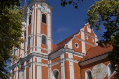 Najpierw krótka wizyta w pielgrzymkowym kościele w Máriagyűd,… Fot. Artur Mikołajewski