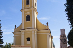 Siklos to miasto pogranicza – ten niepozorny kościółek… Fot. Artur Mikołajewski
