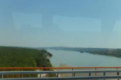 Pod nami piękny modry Dunaj,… Fot. Klaudia Kalita